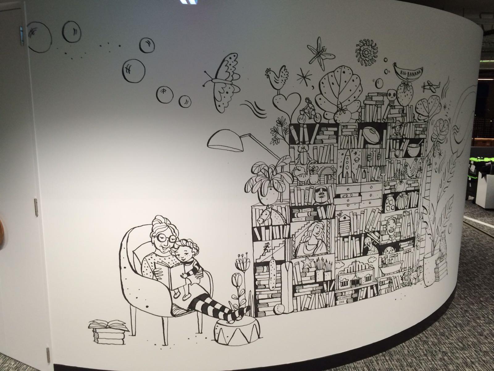 Office Space Custom Wallpaper