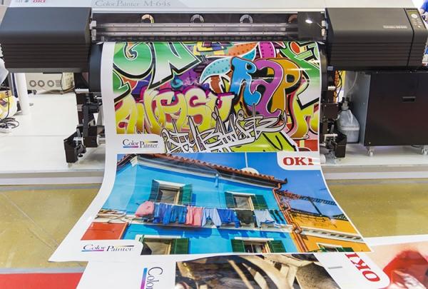 Poster and Large-Format Printing - Creffield Digital Print